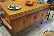 Sale 8528 - Lot 1056 - G-Plan Fresco Teak Sideboard