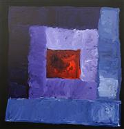 Sale 8675 - Lot 520 - Kudditji Kngwarreye (c1928 - 2017) - My Country 102 x 96cm (stretched and ready to hang)