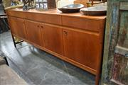 Sale 8013 - Lot 1004 - Superb Quality McIntosh Teak Sideboard