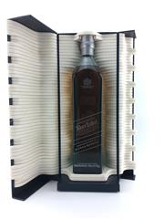 Sale 8571 - Lot 741 - 1x Johnnie Walker Blue Label Blended Scotch Whisky - limited edition design by Alfred Dunhill, 700ml in box