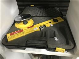 Sale 9101 - Lot 2294 - Stabila part Laser Level with Tripod