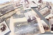 Sale 8733 - Lot 99 - Antique Photo Collection Including Australia And New Zealand