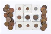 Sale 9007 - Lot 69 - A Collection Of Pennies and Other Australian Coins
