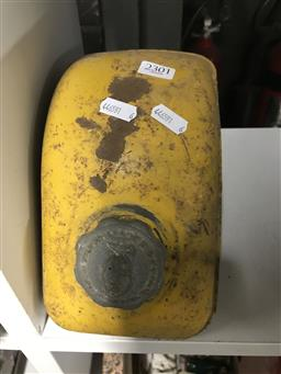 Sale 9101 - Lot 2301 - Villers Bike Fuel Tank