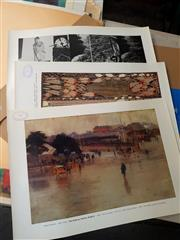 Sale 8674 - Lot 2023 - 2 Visual Arts Teaching Aids, Ways of Water, General Experience Course