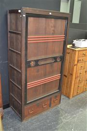 Sale 7981A - Lot 1013 - Keyaki Tansu