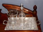 Sale 8127A - Lot 32 - A Double Handle Silver Plated Tray,