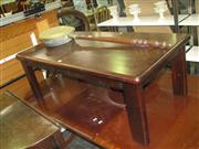 Sale 7933A - Lot 1128A - Timber Coffee Table