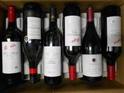 Sale 8519W - Lot 80 - 6x Assorted Red Wines incl. Penfolds, Vasse Felix & Stonyfell