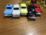 Sale 9039 - Lot 1044 - Good Collection of Ford Anglia Toy Cars by Van Guards