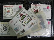 Sale 8125 - Lot 65 - Football First Day Covers - Football League First Day Series 1971 complete in folder, plus several batches of 1990 & 1992 Championsh...