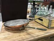 Sale 8787 - Lot 1059 - Pair of French Copper Pans