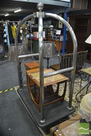 Sale 8287 - Lot 1091 - Hotel Porters Cart