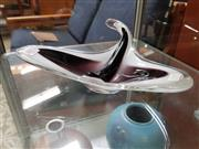Sale 8476 - Lot 1073 - Paul Kedelv for Flygsfors Coquille Dish
