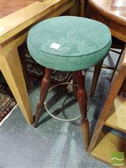 Sale 8532 - Lot 1094 - Timber Bar Stool