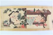 Sale 8909S - Lot 638 - Erotic Themed Chinese Scroll