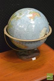 Sale 8364 - Lot 1019 - Reader Digest World Globe on Stand