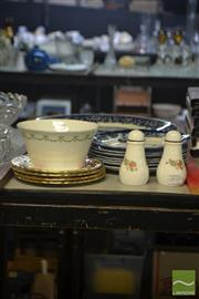 Sale 8530 - Lot 2323 - Collection of Ceramics incl Wedgwood & Co
