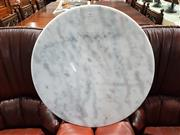 Sale 8760 - Lot 1062 - Round Marble Table Top (60cm)