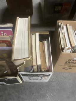 Sale 9106 - Lot 2328 - Box of Books incl Michael Coren The Man Who Created Narnia: The Story of CS Lewis WB Eerdmans Pub. Co. 1996 & The Complete Work o...
