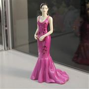 Sale 8336 - Lot 39 - Royal Doulton Figure Pretty Ladies Collection Natalie