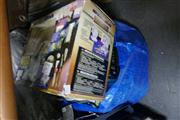 Sale 8362 - Lot 2455 - Bag of Sundries incl. PlayStation, Clock, Micro Science Kit, etc