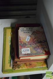 Sale 8497 - Lot 2370 - 6 Volumes of Mainly Childrens Books incl L. Hoban Stick-in-the-Mud Turtle 1978