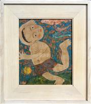 Sale 8325A - Lot 155 - Son Mai Dung (XX) - The Young Boy 28.5 x 23.5cm