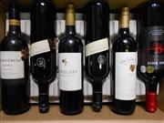 Sale 8519W - Lot 83 - 6x Assorted Red Wines incl. Ingoldby, Pepperjack & Jacobs Creek