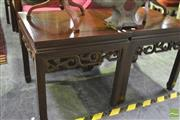 Sale 8341 - Lot 1056 - Pair of Oriental Side Tables