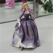 Sale 8336 - Lot 42 - Royal Doulton Figure Pretty Ladies Collection Nicola