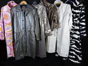 Sale 7982B - Lot 182 - Six assorted jackets including two by Lisa Ho
