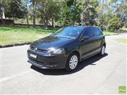 Sale 8312V - Lot 5001 - 2014 Volkswagon Polo, Trendline five door hatchback
