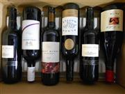 Sale 8519W - Lot 84 - 6x Assorted Red Wines incl. Houghton, Annies Lane & Grant Burge