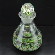 Sale 8417 - Lot 33 - Caithness Art Glass Perfume Bottle by Peter Holmes