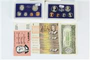 Sale 8410 - Lot 13 - Australian Currency incl $10 Coin