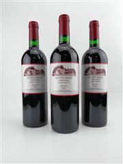 Sale 8531 - Lot 1875 - 3x 2003 Mount Mary Quintet Cabernets, Yarra Valley