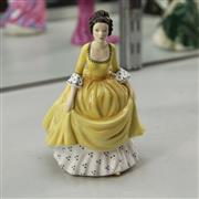 Sale 8336 - Lot 43 - Royal Doulton Figure Pretty Ladies Collection Coralie