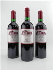 Sale 8553 - Lot 1895 - 3x 2003 Mount Mary Quintet Cabernets, Yarra Valley