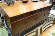 Sale 8528 - Lot 1053 - G-Plan Fresco Teak Sideboard
