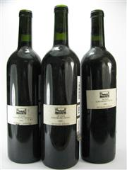 Sale 8238B - Lot 25 - 3x 1993 Wynns Coonawarra Estate Michael Shiraz, Coonawarra
