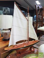 Sale 8447 - Lot 1057 - Timber Pond Yacht
