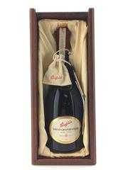 Sale 8571 - Lot 773 - 1x Penfolds Great Grandfather Rare Twny Port, South Australia - limited release series 10, bottle no.1251, in timber presentation box