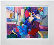 Sale 8112A - Lot 59 - Isaac Maimon (1951 - ) - My Favourite Place, 2010 43 x 56cm