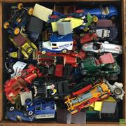 Sale 8559A - Lot 27 - Collection of Models of Yesteryear Cars, incl Lesney, Dinky, Lledo and others