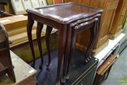Sale 8566 - Lot 1573 - Nest of 3 Tables