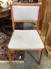 Sale 8809 - Lot 1038 - Set of 8 Parker Dining Chairs
