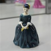 Sale 8336 - Lot 46 - Royal Doulton Figure Cherie