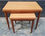 Sale 9009 - Lot 1021 - Nest of Two Tables