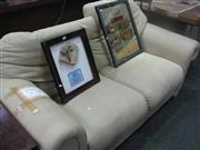 Sale 7972A - Lot 1044 - King Furniture Two Seater Lounge